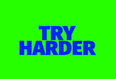 Agence de communication gleech - Try Harder