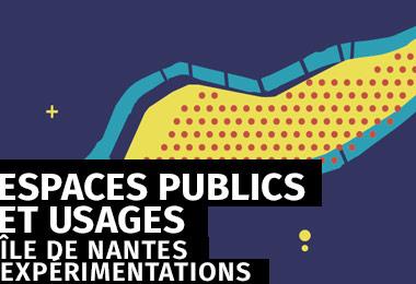 Espaces publics et usages - dispositif de communication