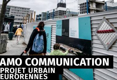 AMO Communication - Projet urbain Eurorennes