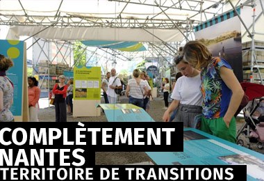 Festivale Complètement Nantes - Territoire de transitions