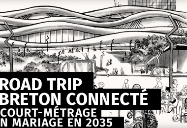 Motion Design - Road Trip Breton connecté et solidaire