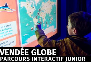 Vendée Globe - Parcours interactif Junior
