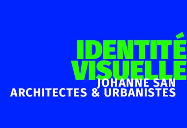Identié Visuelle - Johann SAN Architectes