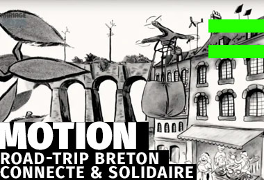 Motion Design - Dreal et DDTM Bretagne