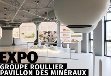Centre mondial de l'innovation à Saint-Malo - Exposition
