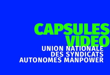 Motion Design - Union Nationale des Syndicats Autonomes Manpower