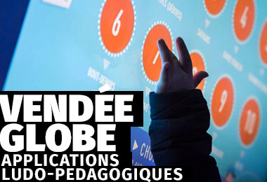 Parcours multimédia pédagogique junior - Vendée Globe
