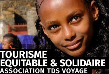 Création du site internet TDS Voyage - vacances éthiques et solidaires