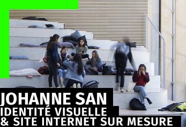 Agence Johanne San - Urbanisme & architecture