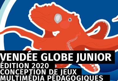 Vendée Globe Junior 2020 - Conception de jeux interactifs ludo-pédagogiques