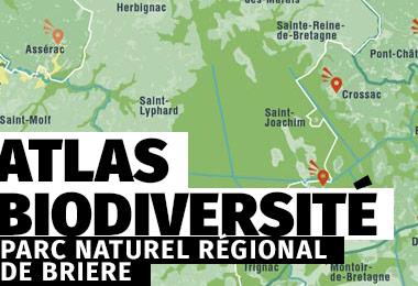 ABC - Atlas de la biodiversité Communale - Parc naturel régional de Brière