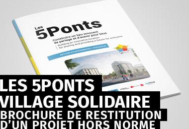 Village solidaire des 5Ponts - Nantes // Centre d'hébergement Ôvives