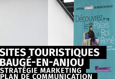 Baugé-en-Anjou Stratégie marketing & plan de communication