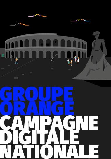 La 5G avec Orange - Campagne digitale nationale (Kits presse réseaux sociaux)