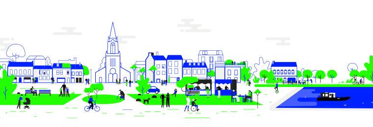Opération de revitalisation du territoire (ORT) - Communauté de communes de la Région de Blain