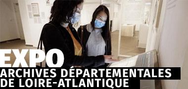 APOTHICAIRES ET PHARMACIENS – REMÈDES AUX MALADIES EXPOSITION AUX ARCHIVES DÉPARTEMENTALES DE LOIRE-ATLANTIQUE